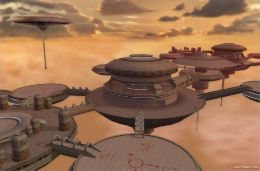 Bespin Platforms Star Wars Battlefront 2 Gamemaps