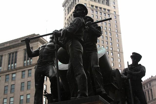Soldiers & Sailors Monument, Cleveland