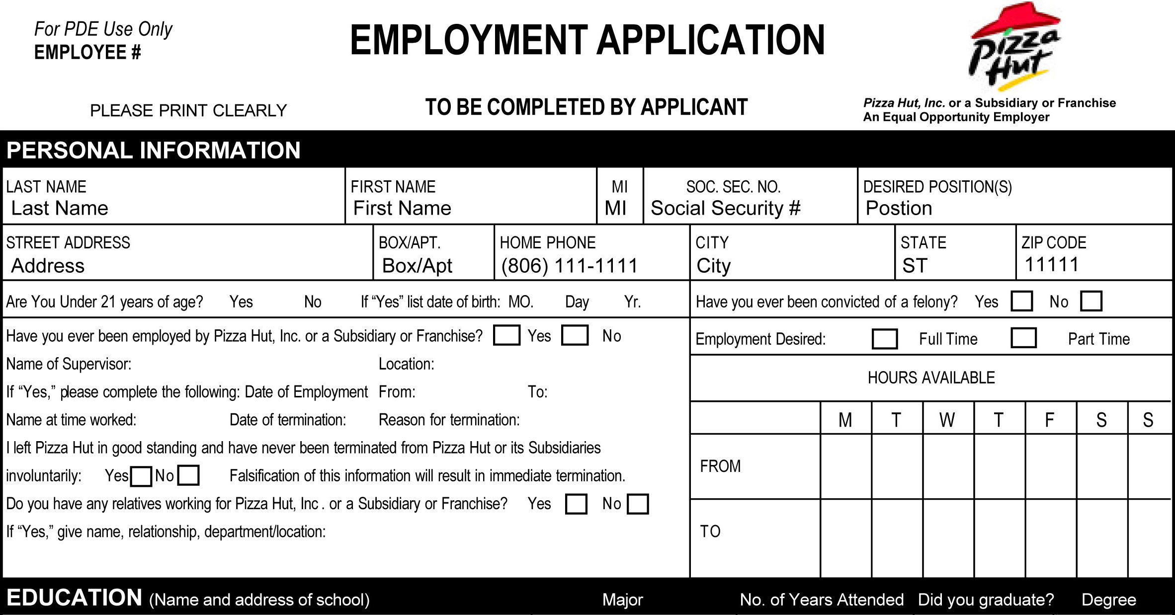 Job Application Forms To Print Taco Bell on heb online application form, taco bell shift leader duties, little caesars application form, taco bell training, taco bell job careers, taco bell apply now, printable goodwill application form, del taco job application form, taco bell job resume, stop and shop application form, taco bell application print, taco bell printable application, taco bell restaurant applications, taco bell job description, taco bell mission statement, taco bell paper application, taco bell online application form, taco bell contact, taco bell hiring, taco bell job benefits,