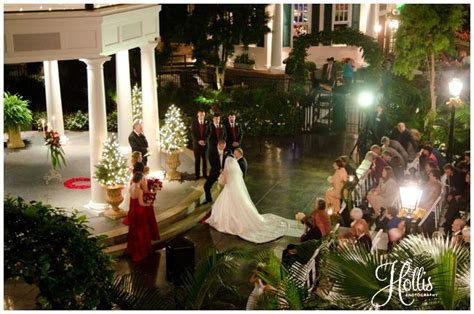 Winter wedding at Gaylord Opryland Hotel   Wedding things