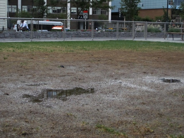 $9.4 Million West Thames Park to Close for Repairs Three Months After Opening