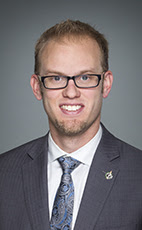Photo - Arnold Viersen - Click to open the Member of Parliament profile