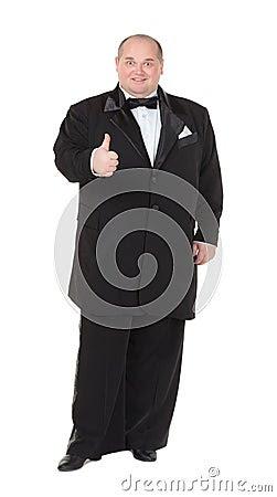 e997b6c34c6 La Mejor Moda Para Hombres Gordos -Tallas Especiales : Trajes para Gorditos  -Tips para Verse Mejor