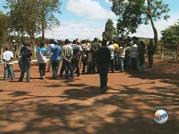 Grupo religioso já foi alvo de operação da Polícia Federal sob mesma acusação em 2013 (Foto: Reprodução EPTV)