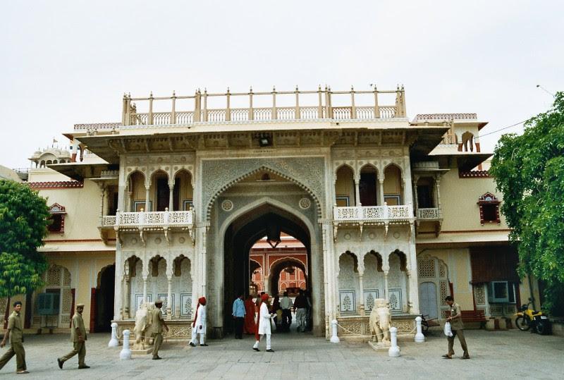 City Palast von Jaipur