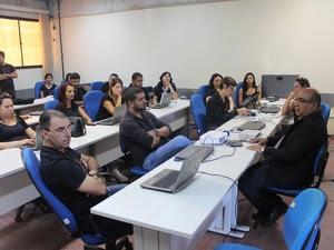 Cortes do orçamento na EAD prejudicam funcionamento de cursos na Univasf (Foto: Amanda Franco/ G1)