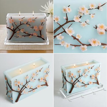Spread the light of friendship with this 'Cherry Blossom ...