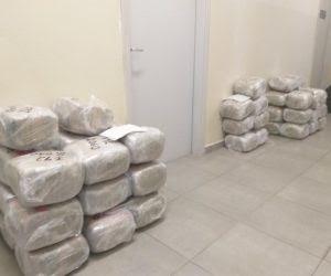 Θεσπρωτία: Βρέθηκαν σε «καβάτζα» 96 κιλά κάνναβης στον Αγιο Νικόλαο-Συνελήφθη 33χρονος αλλοδαπός