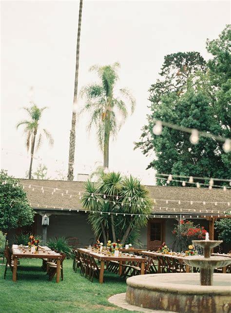 Fall San Diego Wedding at Rancho Buena Vista Adobe   Cas