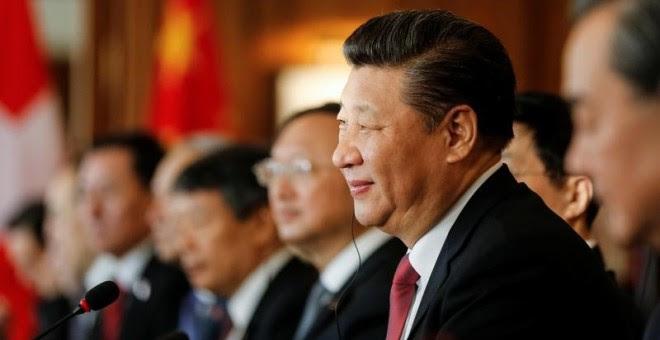 El presidente de China, Xi Jinping. - REUTERS