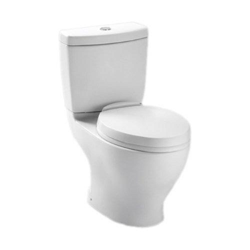 New Shop Cheap Toto Cst412mf10no01 Aquia Dual Flush Toilet 16