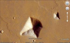 Πυραμίδα στον Άρη 2