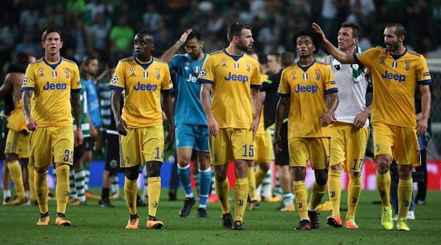 Irritante, Juventus empata em Lisboa pela Champions League