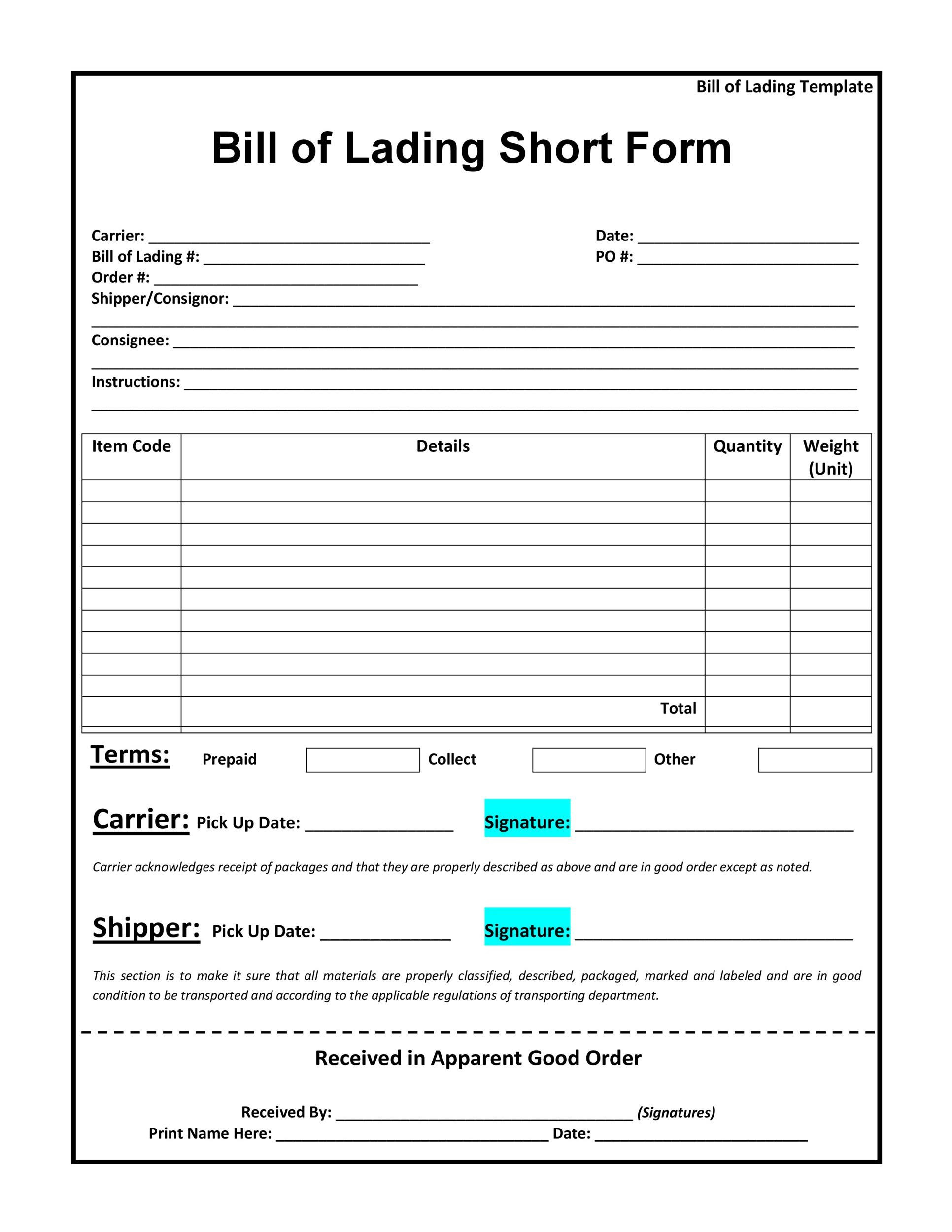Bill Of Lading Template Excel from lh6.googleusercontent.com