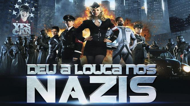 Deu a louca nos Nazis | filmes-netflix.blogspot.com