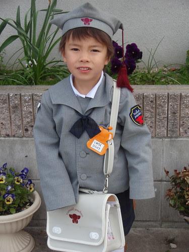 third year student