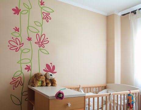 Kids Bedroom Wall Painting Ideas