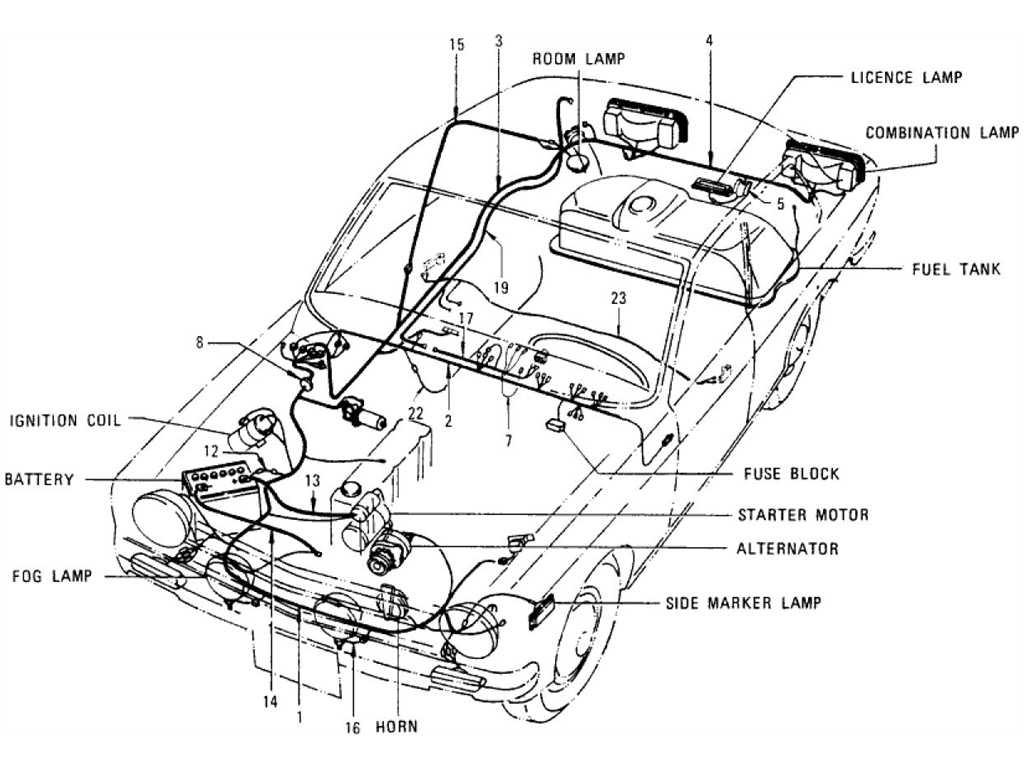 1970 Datsun Truck Wiring Harness Wiring Diagram Report1 Report1 Maceratadoc It