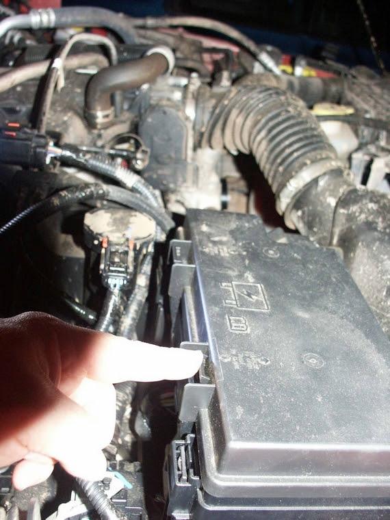 2013 Jeep Wrangler Fuse Box Location - Wiring Diagram Schemas