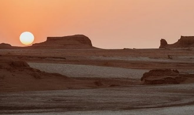 Самое жаркое место на Земле находится вовсе не в Долине Смерти