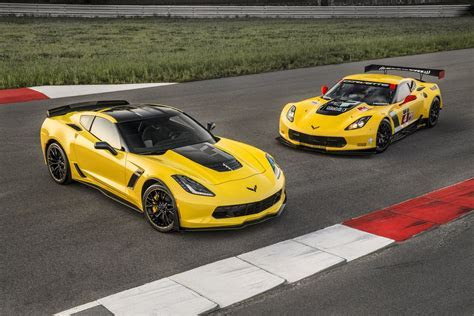 2016 Chevrolet Corvette Z06 C7.R Edition GM Authority