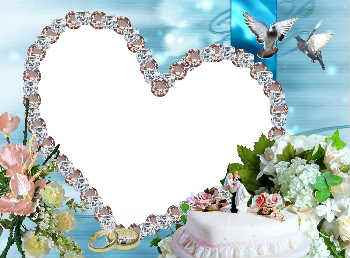 Over 430 Free Wedding Frames For Photomontage Online