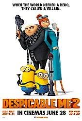Despicable Me 2 (3D) Poster