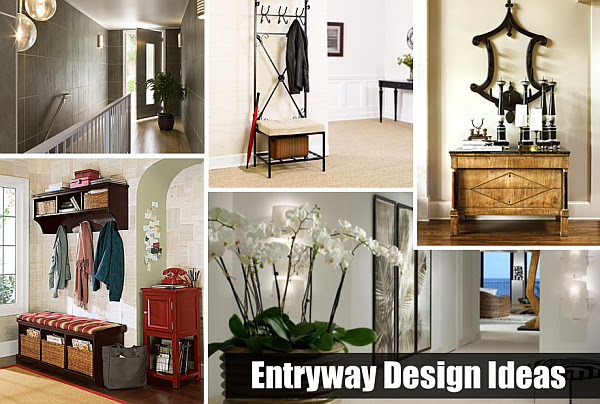 20 Fabulous Entryway Design Ideas