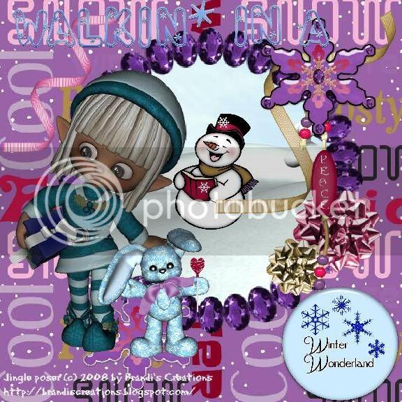 Winter,Poser,Plushies