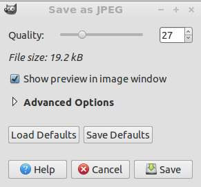 How to Reduce Images Using GIMP (Free program for any OS)
