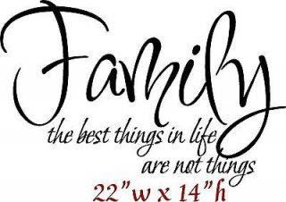 3 Word Quotes About Family On Popscreen