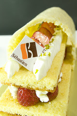 Gâteau de la Fraise, Sebastian Bouillet, Shinjuku Isetan