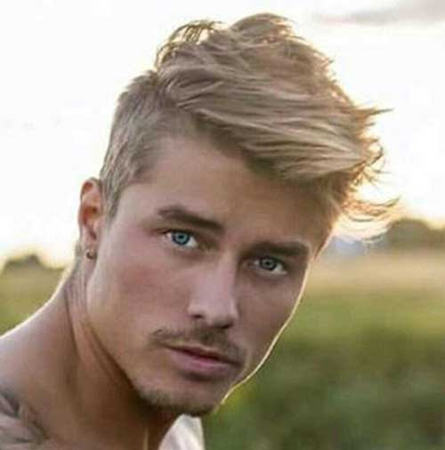 Blonde Frisuren 2017 Manner Frisuren Manner