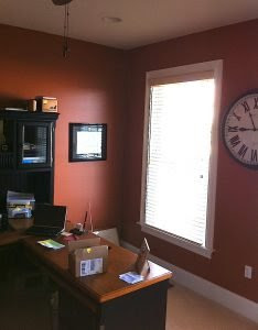 Home Office Painting | LaffCo. Painting