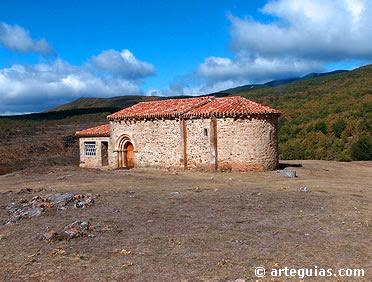 Ermita de Santa Julita. Barbadillo del Pez