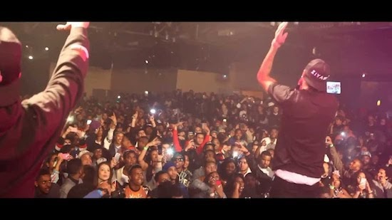 VIDEO: Nipsey Hussle Brings Out Kirko Bangz, Bun B And Slim Thug In Houston