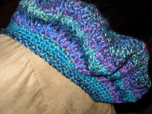 Slouchy Hat by Crochet Attic