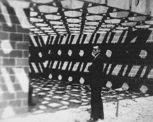 Pre-cast concrete space frame system