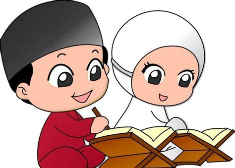 gambar kartun muslimah lucu keren dll web informasi