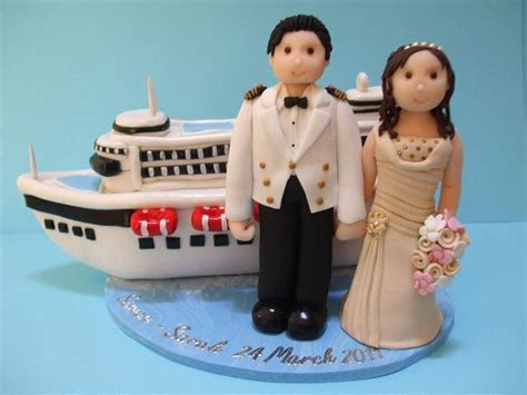 Unusual Cake Toppers