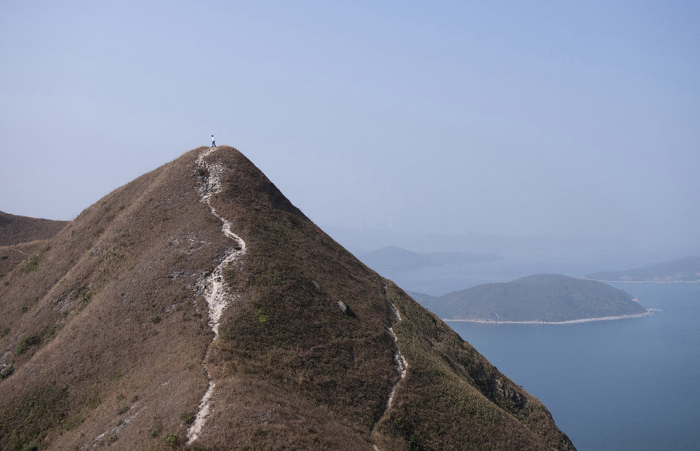 На вершине холма Сайкун
