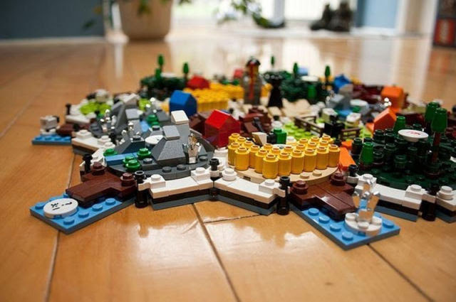 The Most Awesome Lego Creations Ever