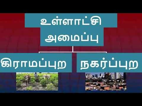 4th std-Term 2 - Social science-Unit 3-நகராட்சி மற்றும் மாநகராட்சி