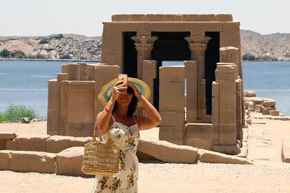 Метеорологи Египта предупредили о жаре до 46 градусов