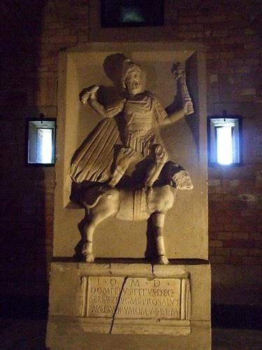 Le Nebbie del Tempo: Culti orientali a Roma (i culti siriani) - 3