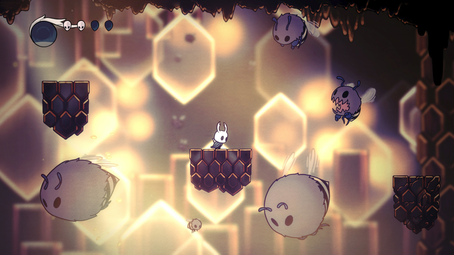 Hollow Knight now has a second team to help speed up the Switch port screenshot