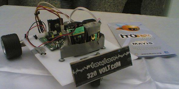 cizgi-mạch-sau-robot-cuộc thi Robot