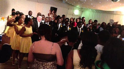 "Zambian wedding dance ""Be my wifey""   YouTube"