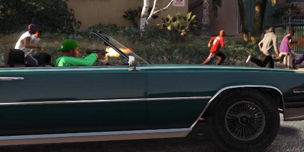 GTA V erscheint laut Rockstar ungeschnitten in Deutschland
