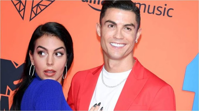 How Ronaldo's girlfriend Georgina Rodriguez went from £250-a-week shop girl to model mum